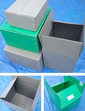 プラダンA式 ダンプラ みかん箱タイプ
